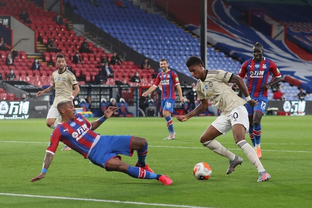 Song tấu Rashford - Martial ghi bàn: Manchester United nối dài mạch bất bại lên 19 trận - Ảnh 2.