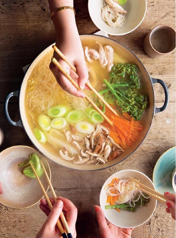 Ít tập thể dục thể thao, tại sao người Nhật vẫn sống lâu nhất thế giới: Bí quyết đến từ 5 phương châm ăn uống cực đơn giản - Ảnh 4.