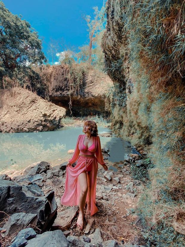Yêu vẻ đẹp hoang sơ, tìm về Buôn Ma Thuột: Núi đá Voi mẹ sừng sững, thác Dray Nur nước đổ hùng vĩ, không khí mát mẻ  - Ảnh 17.