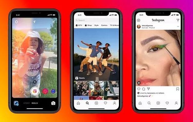 Sau YouTube, đến lượt Instagram cũng học đòi chạy theo TikTok - Ảnh 3.