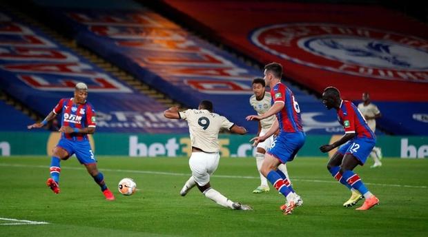 Song tấu Rashford - Martial ghi bàn: Manchester United nối dài mạch bất bại lên 19 trận - Ảnh 5.