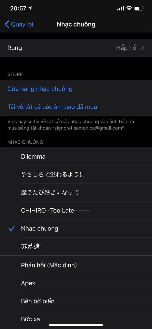 Bật mí mẹo đơn giản để thay nhạc chuông iPhone mà không cần dùng iTunes - Ảnh 5.