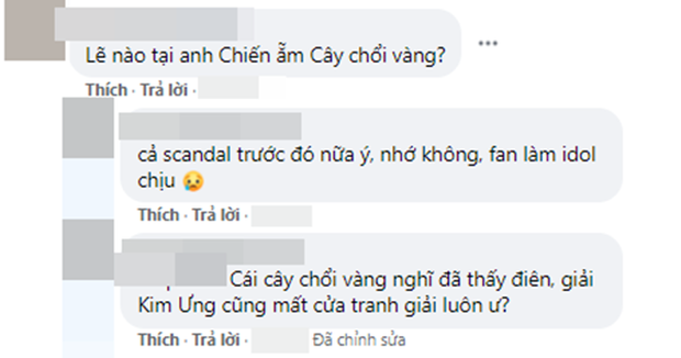 Trần Tình Lệnh vắng mặt tại Kim Ưng 2020, netizen khóc ròng: Có phải vì giải Cây Chổi Vàng của Tiêu Chiến? - Ảnh 7.
