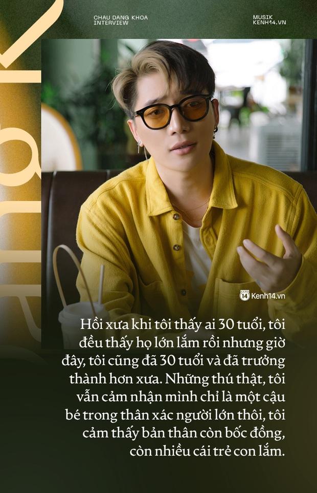 Châu Đăng Khoa: Tôi vẫn thương và xem clip của Orange mỗi ngày, nhưng không thể tha thứ! - Ảnh 8.