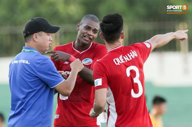 Trọng Đại nã pháo và những khoảnh khắc bước ngoặt giúp Viettel hạ bệ Hà Nội FC - Ảnh 7.