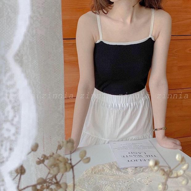 Jennie diện áo xuyên thấu nhưng không phản cảm là nhờ áo 2 dây đen - thứ ai cũng nên sắm ít nhất 1 chiếc - Ảnh 5.