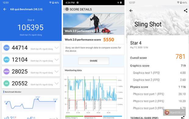 Trải nghiệm chơi game trên Vsmart Star 4: smartphone giá chỉ 2.5 triệu đồng có đáng để dùng leo rank? - Ảnh 4.