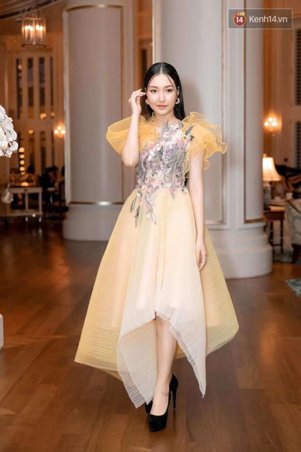 """Thảm đỏ show diễn toàn Hoa hậu của NTK Hoàng Hải: H'Hen Niê """"chặt chém"""" với tóc hồng, nổi bật giữa dàn mỹ nhân đình đám - Ảnh 7."""