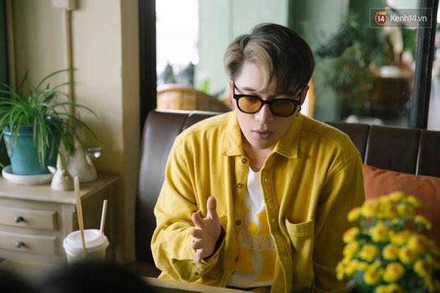 Châu Đăng Khoa: Tôi vẫn thương và xem clip của Orange mỗi ngày, nhưng không thể tha thứ! - Ảnh 14.
