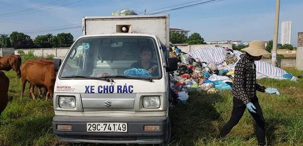 Bãi Nam Sơn thông xe, hơn 6 nghìn tấn rác ở Hà Nội được dọn xong - Ảnh 2.