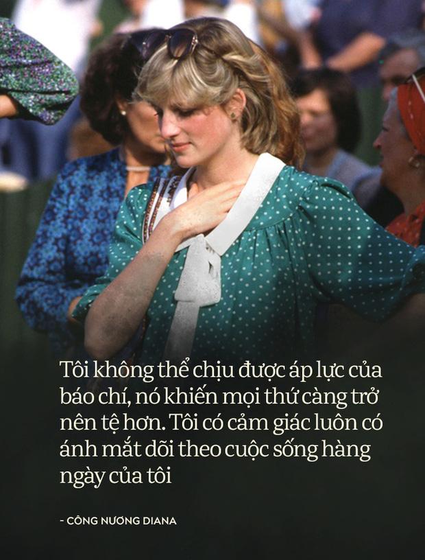 Điều ít biết về bức ảnh nhạy cảm của Công nương Diana khi mang thai con đầu lòng khiến Nữ hoàng Anh nổi giận, truyền thông Anh điêu đứng - Ảnh 5.