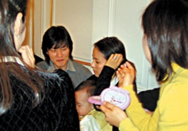 Sao nữ làm dâu hụt nhà giàu: Lee Hyori yêu cháu GĐ Ngân hàng Hàn Quốc, Á hậu bỏ con trai Phó Chủ tịch Samsung lấy Kwon Sang Woo - Ảnh 3.