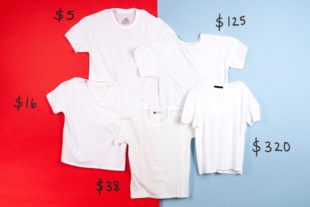 Chuyện mua áo phông trắng: Từng chi bạc triệu mua áo hàng hiệu nhưng tôi nhận ra thà mua áo bình dân còn hơn - Ảnh 3.