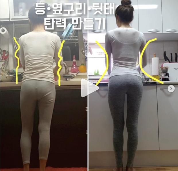 HLV Hàn Quốc chia sẻ 5 động tác giúp con gái sở hữu ngay eo thon, bụng gọn đón hè cực xinh - Ảnh 3.