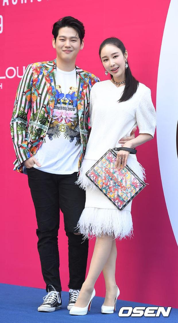 Sao nữ làm dâu hụt nhà giàu: Lee Hyori yêu cháu GĐ Ngân hàng Hàn Quốc, Á hậu bỏ con trai Phó Chủ tịch Samsung lấy Kwon Sang Woo - Ảnh 15.