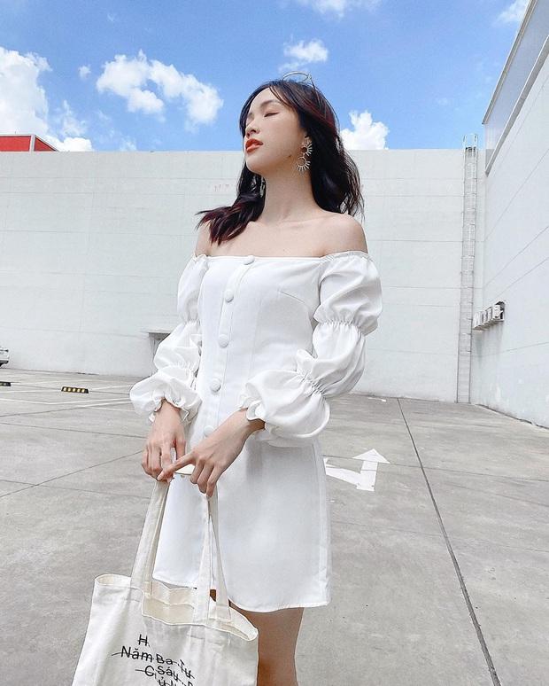 Chỉ cần bỏ ra từ 300k, bạn đã sắm được một em váy trắng diện hè vừa mát vừa xinh không cần chỉnh - Ảnh 11.