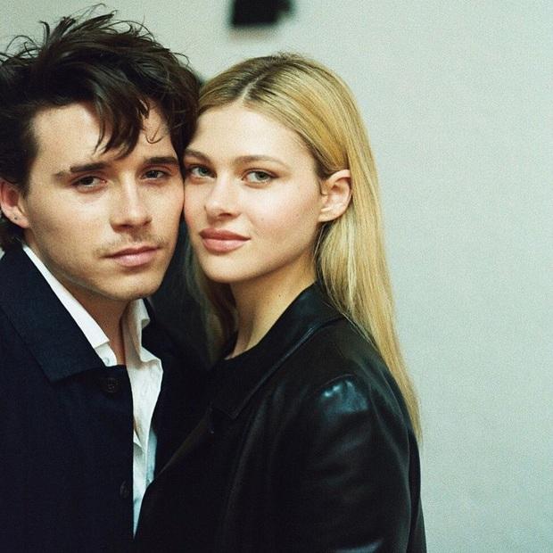 Đang tất bật chuẩn bị đám cưới triệu đô với tiểu thư nhà tỷ phú, Brooklyn Beckham bỗng bị bạn gái cũ đá xéo - Ảnh 2.