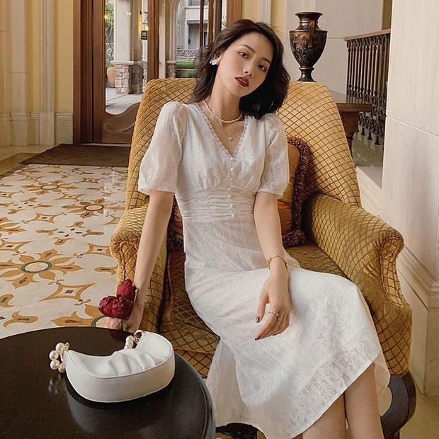 Chỉ cần bỏ ra từ 300k, bạn đã sắm được một em váy trắng diện hè vừa mát vừa xinh không cần chỉnh - Ảnh 13.