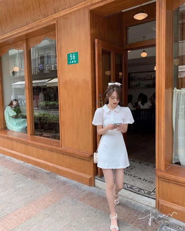 Chỉ cần bỏ ra từ 300k, bạn đã sắm được một em váy trắng diện hè vừa mát vừa xinh không cần chỉnh - Ảnh 9.