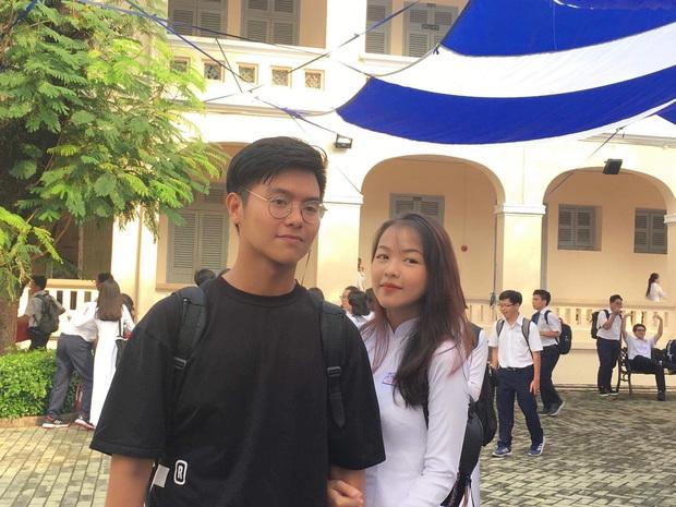 Cặp đôi thanh xuân vườn trường: Học sinh giỏi của trường chuyên nức tiếng Sài thành, yêu nhau năm 16 tuổi và cùng nắm tay tốt nghiệp - Ảnh 4.