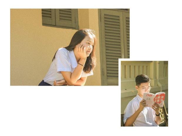 Cặp đôi thanh xuân vườn trường: Học sinh giỏi của trường chuyên nức tiếng Sài thành, yêu nhau năm 16 tuổi và cùng nắm tay tốt nghiệp - Ảnh 7.