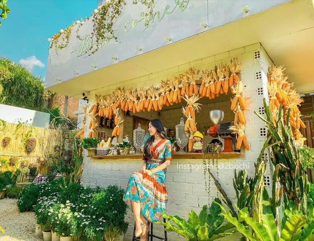 Không chỉ có Thung lũng Tình yêu hay Hồ Than thở, Đà Lạt còn sở hữu những quán cafe đẹp - độc - lạ, nhất định phải ghé thăm!  - Ảnh 12.