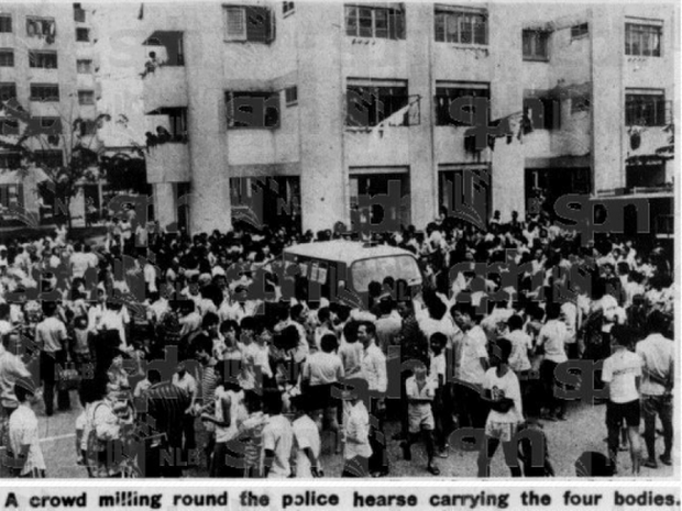 Vụ án ám ảnh suốt 40 năm ở Singapore: 4 đứa trẻ bị sát hại đúng dịp năm mới, thiệp mừng gây lạnh gáy từ hung thủ mà ai cũng biết - Ảnh 3.
