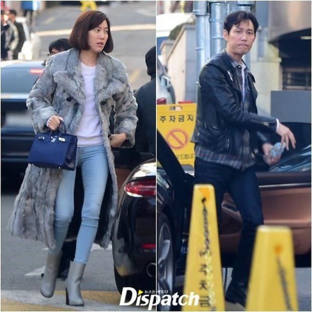 Mối tình bí ẩn của Lee Jung Jae và vợ cũ Thái tử Samsung lên top Dispatch, đắt nhất chi tiết đào mỏ tài sản 6000 tỷ - Ảnh 5.