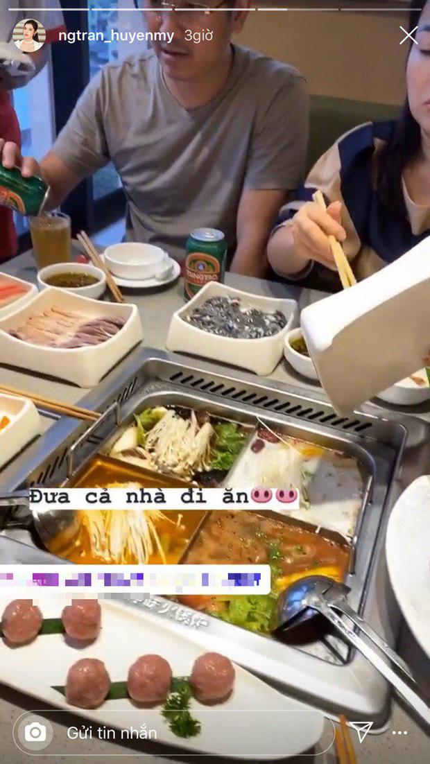 Hậu tin đồn rạn nứt, Instagram của Phương Oanh xuất hiện ảnh chị chị em em bên Huyền My, nhưng sự thật là gì? - Ảnh 4.