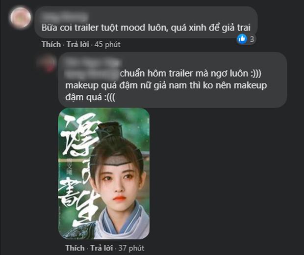 Chuyện Tình Sungkyunhwan bản Trung gây thất vọng với màn giả trai thua xa thần thái Park Min Young của Cúc Tịnh Y - Ảnh 3.