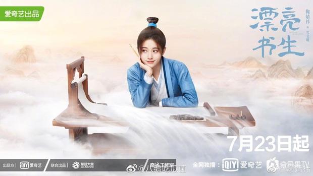Chuyện Tình Sungkyunhwan bản Trung gây thất vọng với màn giả trai thua xa thần thái Park Min Young của Cúc Tịnh Y - Ảnh 2.
