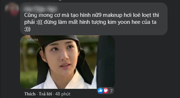 Chuyện Tình Sungkyunhwan bản Trung gây thất vọng với màn giả trai thua xa thần thái Park Min Young của Cúc Tịnh Y - Ảnh 4.
