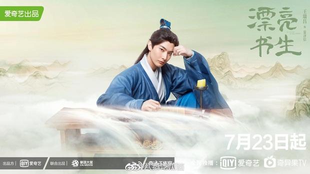 Chuyện Tình Sungkyunhwan bản Trung gây thất vọng với màn giả trai thua xa thần thái Park Min Young của Cúc Tịnh Y - Ảnh 12.