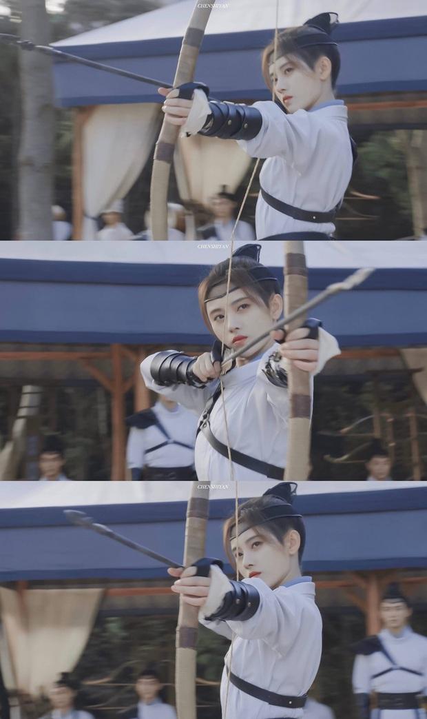 Chuyện Tình Sungkyunhwan bản Trung gây thất vọng với màn giả trai thua xa thần thái Park Min Young của Cúc Tịnh Y - Ảnh 7.