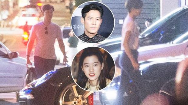 Mối tình bí ẩn của Lee Jung Jae và vợ cũ Thái tử Samsung lên top Dispatch, đắt nhất chi tiết đào mỏ tài sản 6000 tỷ - Ảnh 6.
