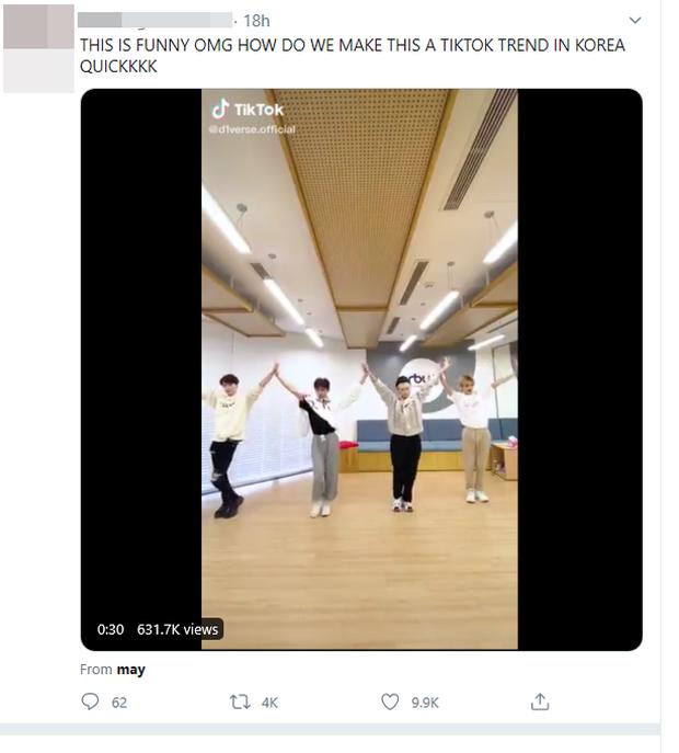 Bắt quả tang Rosé đi comment dạo, lại còn cười ngất trước màn dance cover How You Like That theo kiểu đi đây đi đó của nhóm nhạc Việt Nam - Ảnh 3.
