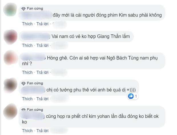 Rộ tin center X1 Kim Yohan đóng Giang Thần bản Hàn, bà con netizen nhận xét: Đẹp đấy mà không hợp! - Ảnh 4.