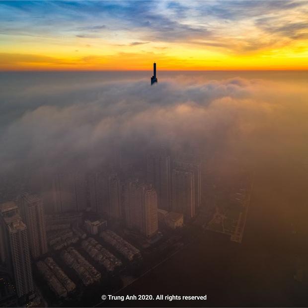 Khoảnh khắc 2 toà tháp cao nhất Sài Gòn vô tình lọt chung khung hình khiến dân mạng thảng thốt: Đẹp như cảnh trong phim Hollywood vậy! - Ảnh 17.