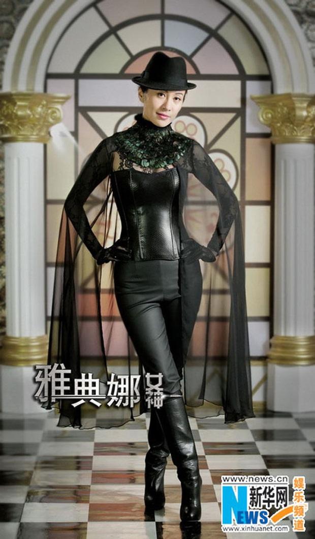 9 mỹ nhân hóa sát thủ siêu ngầu trên phim Trung: Chương Tử Di khí chất ngời ngời, Lưu Diệc Phi hứng trọn gạch đá - Ảnh 4.