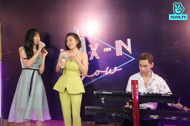 Mix-In Show: Lynk Lee, K-ICM khiến mọi người ngã ngửa khi thi nhau làm mặt xấu - Ảnh 3.