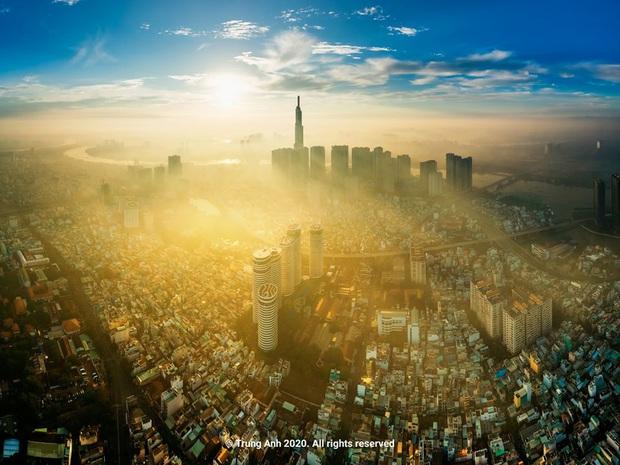 Khoảnh khắc 2 toà tháp cao nhất Sài Gòn vô tình lọt chung khung hình khiến dân mạng thảng thốt: Đẹp như cảnh trong phim Hollywood vậy! - Ảnh 19.