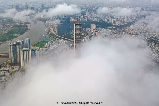 Khoảnh khắc 2 toà tháp cao nhất Sài Gòn vô tình lọt chung khung hình khiến dân mạng thảng thốt: Đẹp như cảnh trong phim Hollywood vậy! - Ảnh 18.