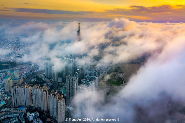Khoảnh khắc 2 toà tháp cao nhất Sài Gòn vô tình lọt chung khung hình khiến dân mạng thảng thốt: Đẹp như cảnh trong phim Hollywood vậy! - Ảnh 15.