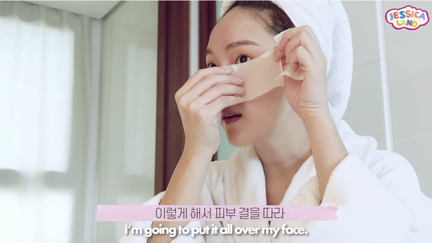 """Chai toner """"chân ái"""" của Jessica hóa ra nhẵn mặt chị em: Làm lỗ chân lông nhỏ mịn lại còn cải thiện da khô - Ảnh 4."""