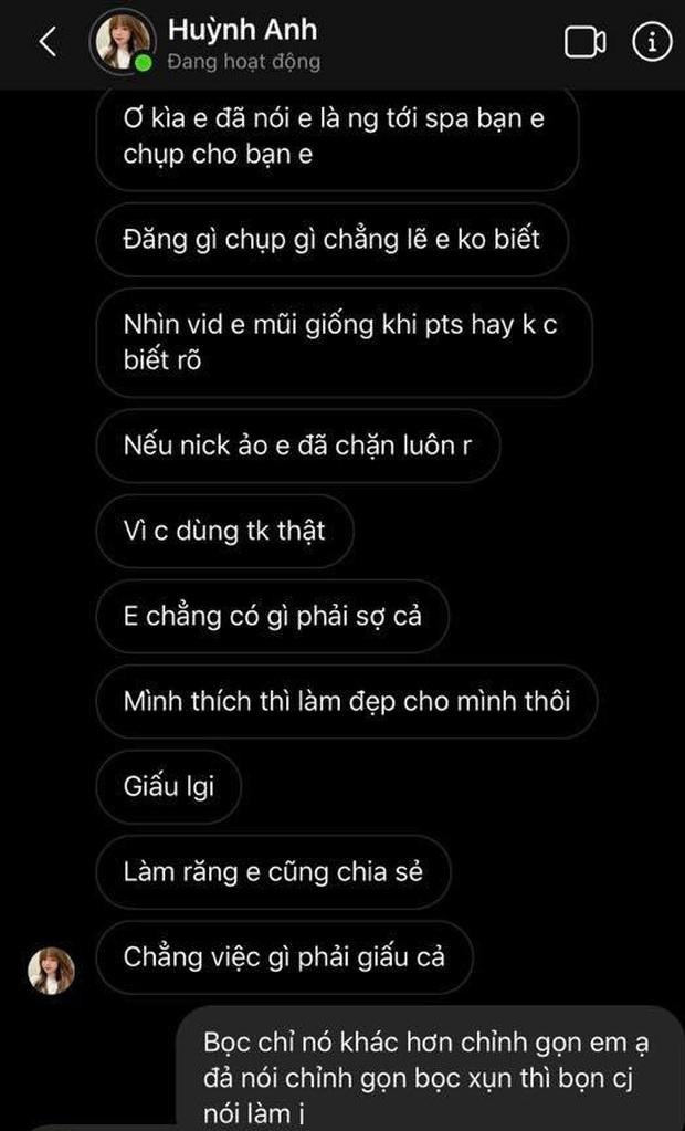 Huỳnh Anh đáp trả anti-fan về nghi vấn dao kéo: Mình thích thì làm đẹp cho mình thôi, nhưng phải qua 25 tuổi mới đi phẫu thuật thẩm mỹ - Ảnh 6.