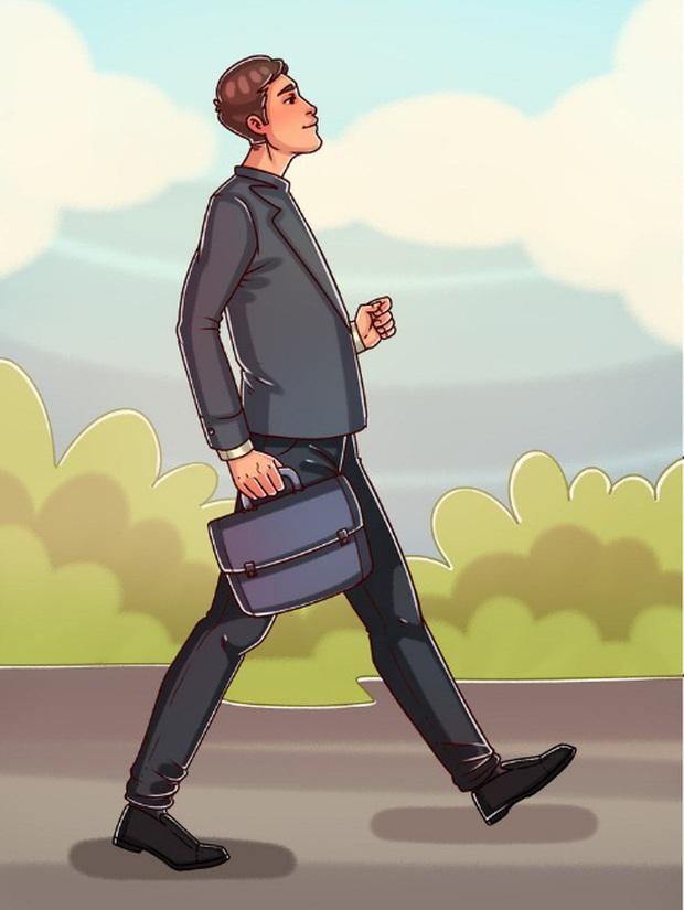 Tính cách của bạn thú vị hay nhàm chán, tất cả đều được biểu lộ qua dáng đi hằng ngày - Ảnh 1.