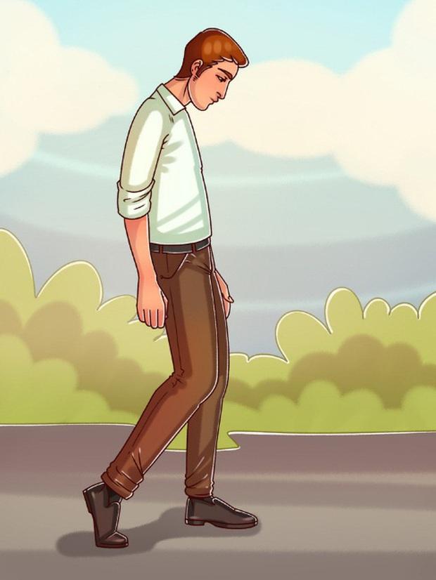 Tính cách của bạn thú vị hay nhàm chán, tất cả đều được biểu lộ qua dáng đi hằng ngày - Ảnh 3.