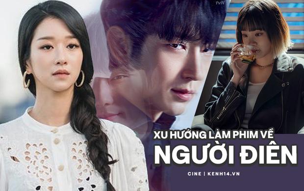Sau trào lưu ung thư, truyền hình Hàn bắt trend làm phim đề tài tâm thần từ Tầng Lớp Itaewon đến Điên Thì Có Sao - Ảnh 1.