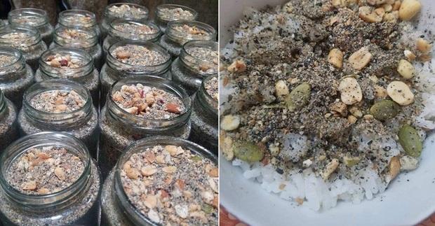 Không còn là món ăn nhà nghèo, muối vừng nâng cấp có giá bạc triệu vẫn hút khách - Ảnh 3.
