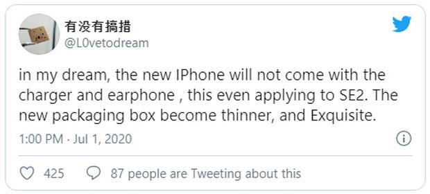 iPhone mới từ nay về sau sẽ có hộp mỏng hơn do không còn tai nghe và củ sạc - Ảnh 2.